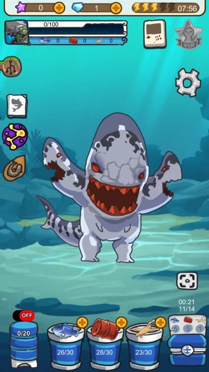 Shark Evolution World screenshot-5