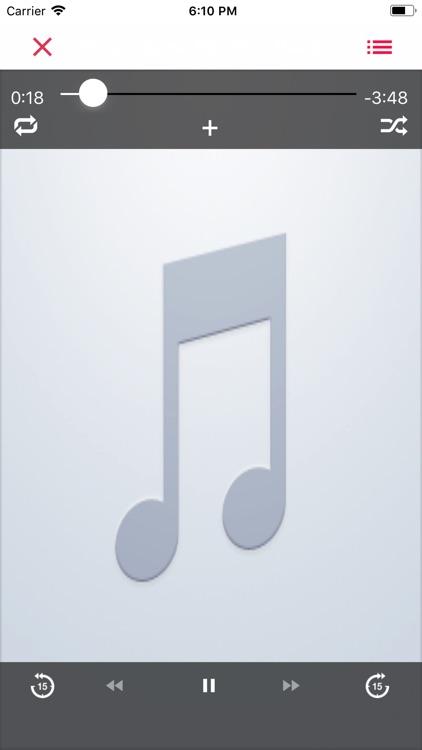 MP3 Music Player . screenshot-3