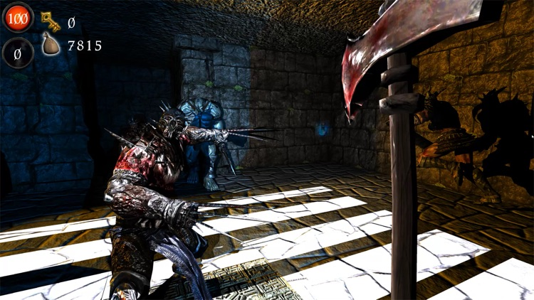 Heavy Blade Lite screenshot-2