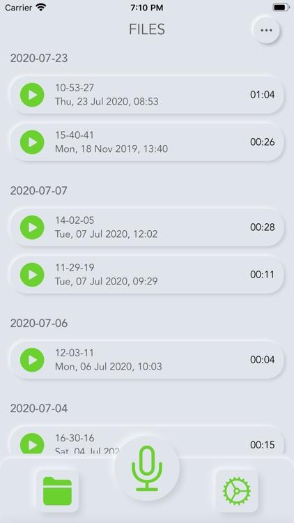 SpeechNotes+ screenshot-6