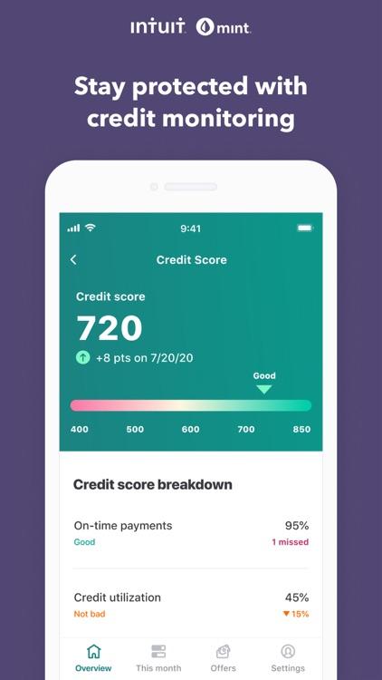 Mint: Budget & Expense Tracker screenshot-6