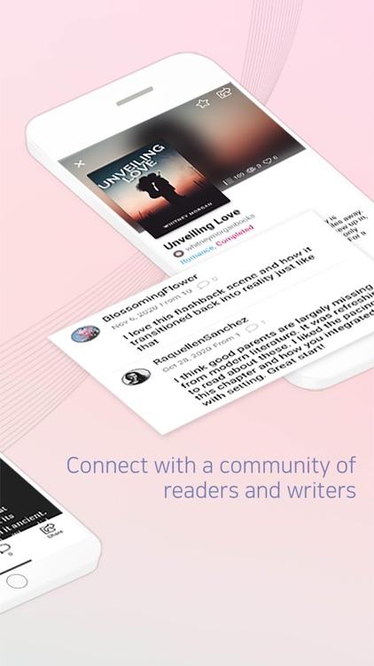 aJoara - Read & Write Stories screenshot-5