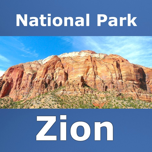 Zion National Park – GPS