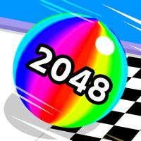 Ball Run 2048 - KAYAC Inc. Cover Art