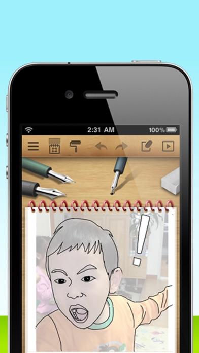 iColoringBook !!! Lite Скриншоты6