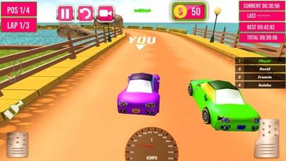 Kids Rally Cars 3D screenshot four