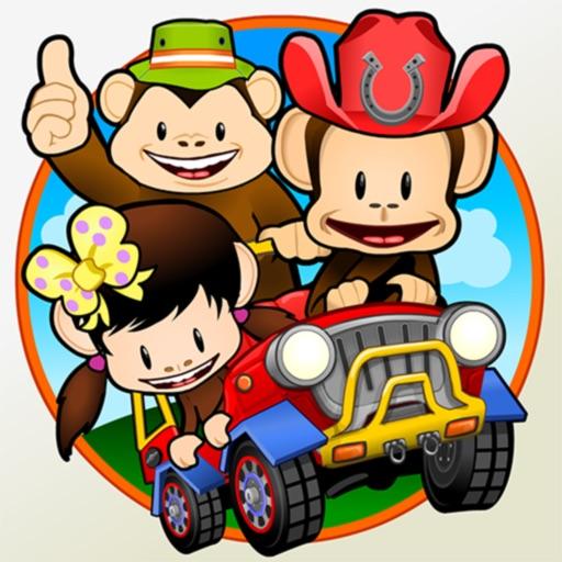 Monkey Preschool Explorers app logo