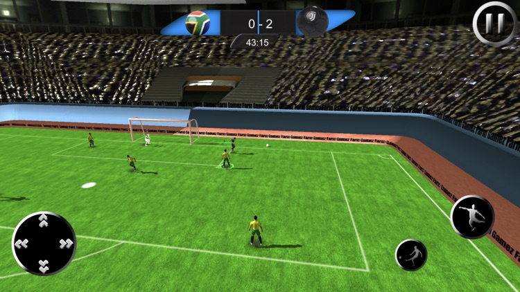 Soccer League Evolution screenshot-3