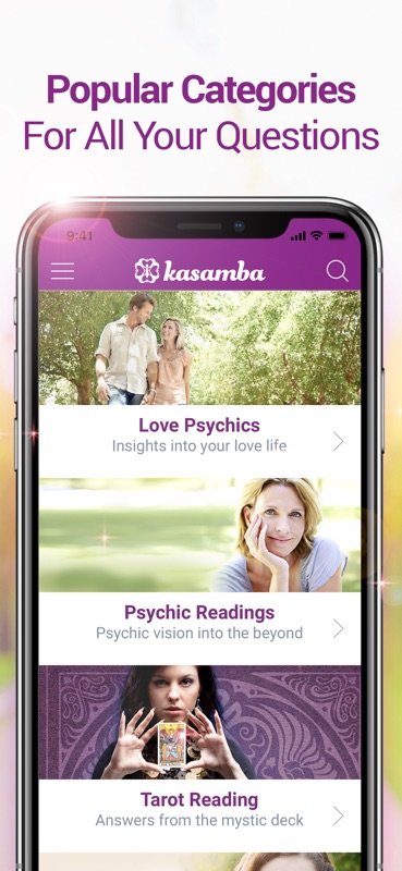 Kasamba Psychic Readings - Online Game Hack and Cheat