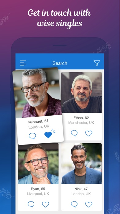 Mature Dating Network