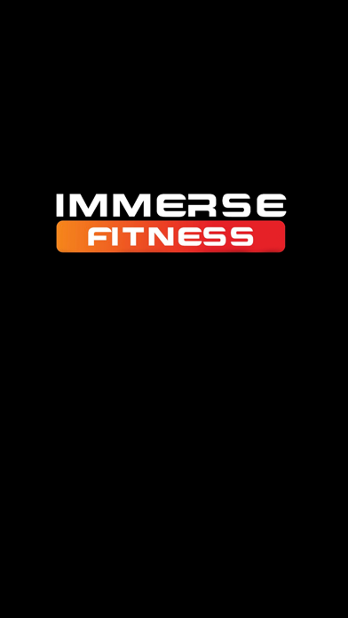 Immerse Fitness screenshot one