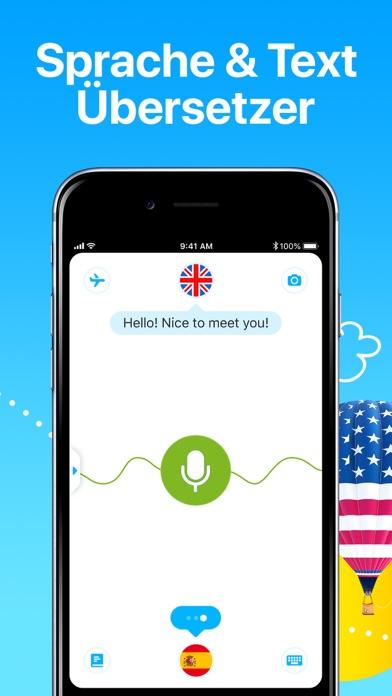 Dialog - Sprache übersetzenScreenshot von 1