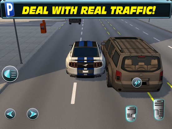 Fast Car Racing: Highway Sim screenshot 6