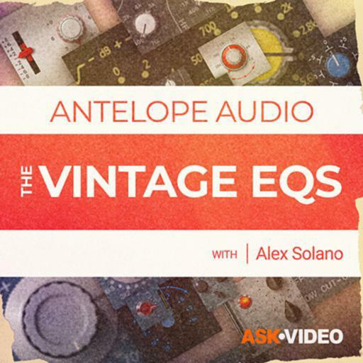 Vintage EQs For Antelope Audio