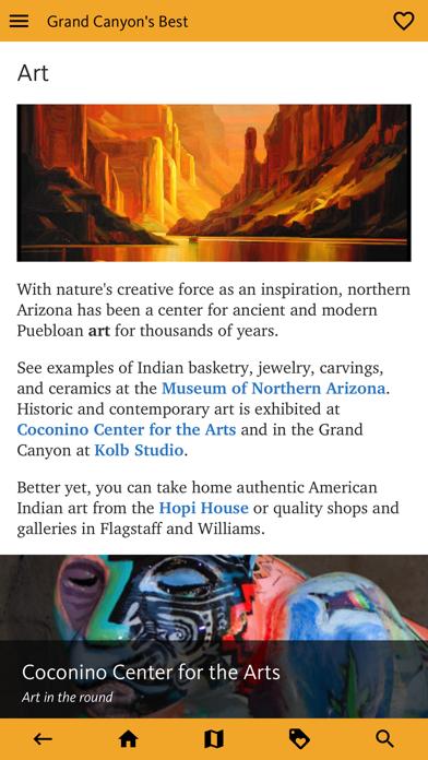 Grand Canyon & Flagstaff Guide screenshot 5