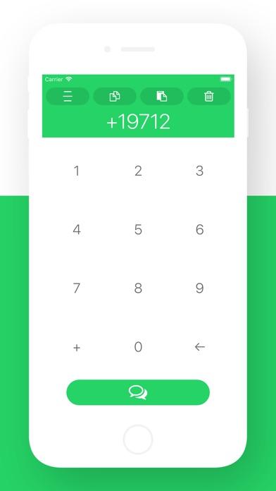 QuickChat for WhatsApp Screenshots