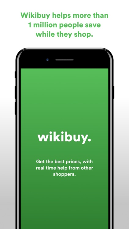 Wikibuy - Save Money. screenshot-3