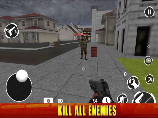 Hero WWII: Shooter Army screenshot 5