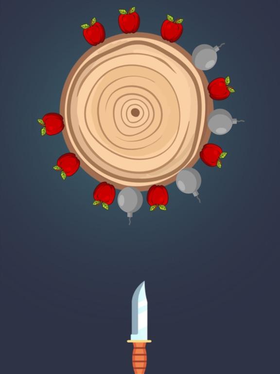 Knife Target : Fruit Hit-ipad-0