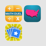 Two Player Split Screen Games for iPad - Multiplayer App Bundle from Ellie's Games