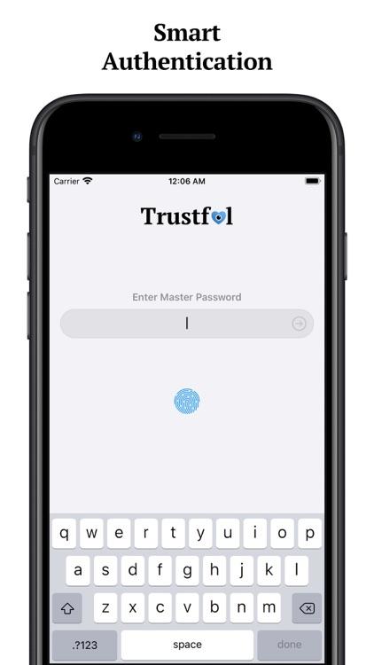 Trustful - Private Photo Vault screenshot-8