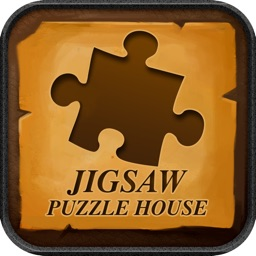 Jigsaw Puzzle House