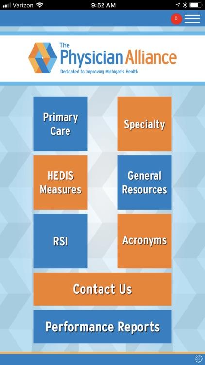 The Physician Alliance App
