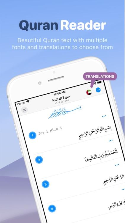 Athan Pro: Quran, Azan, Qibla screenshot-3