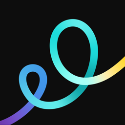 Ícone do app GoDaddy Studio: Design Gráfico