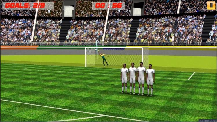 Soccer Football Game Play screenshot-4