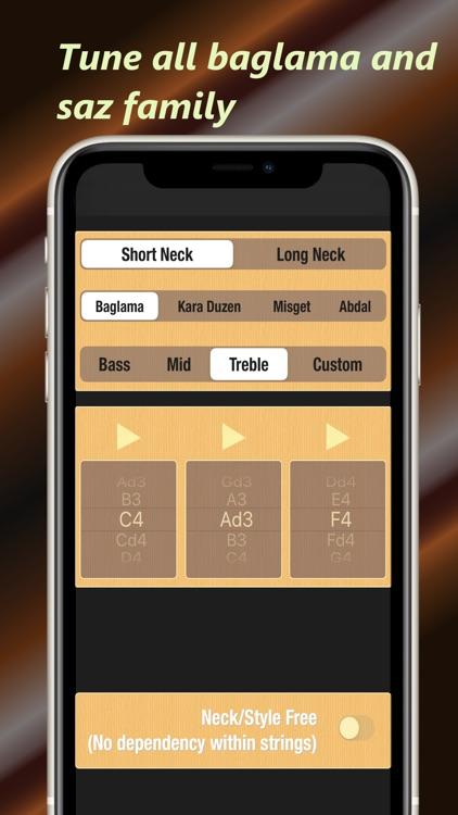 Baglama Tuner screenshot-6