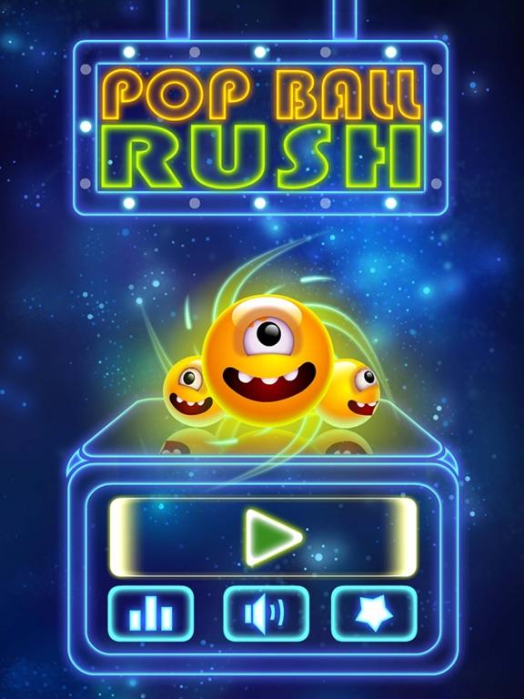 Pop Ball Meltdown-dash rolling-ipad-2