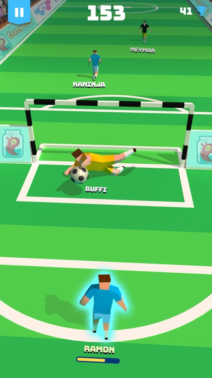 Soccer Hero! screenshot-4