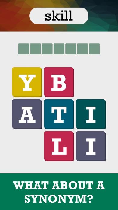 Word Head - Synonyms&Antonyms screenshot #2