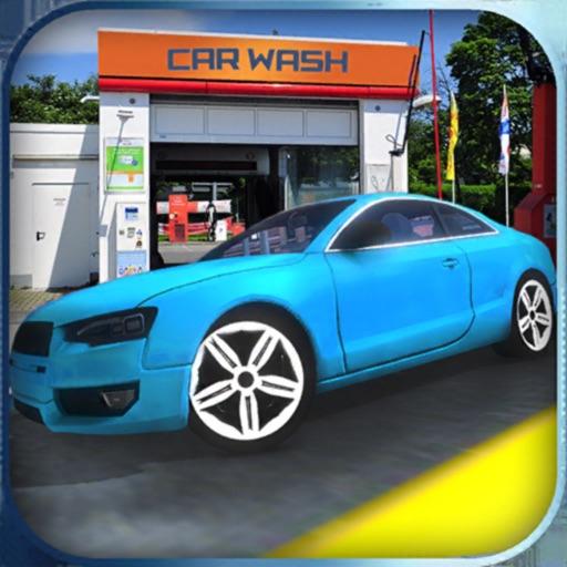 Real Car Wash Game