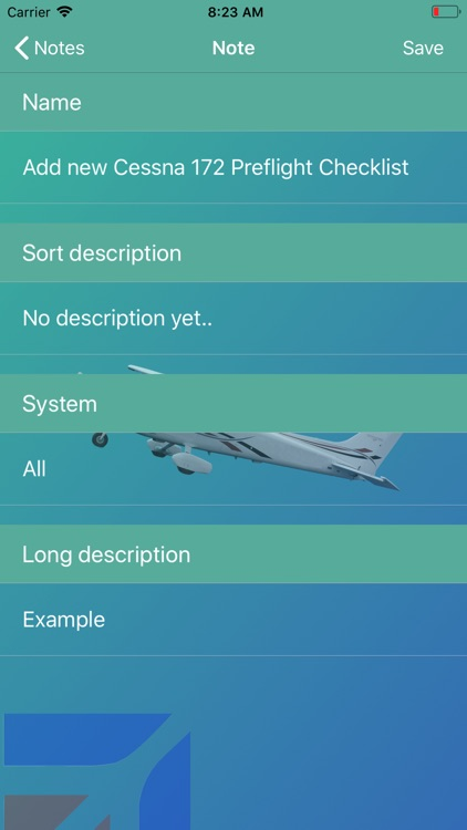 Cessna 172 Preflight Checklist screenshot-4