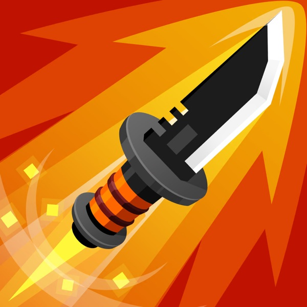 Download Knife Flip – Hit Geometry Cube Hack Latest MOD IOS Android