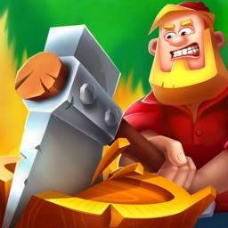 Timber Slash - Best Clicker