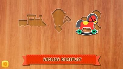 Baby Toy Shape Blocks Puzzle screenshot four