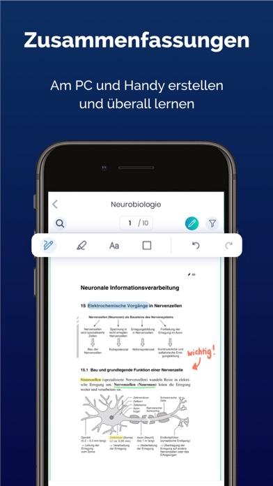 StudySmarter: Die #1 LernappScreenshot von 7