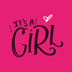 It's a Girl! iMessage Stickers