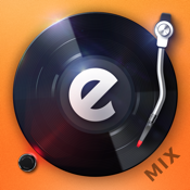 edjing - DJ mixer console studio - Play Mix Record & Share your music! icon
