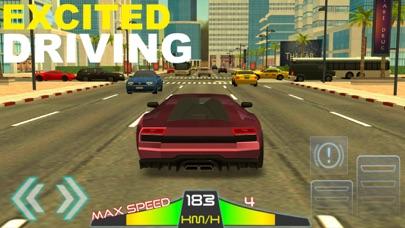 高速汽车模拟器 - 停车和交通驾驶 3D App 截图