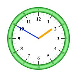 Ícone do app Practice Clock - Speak Time!