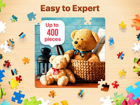 Jigsaw Puzzles - Puzzle Games screenshot 8