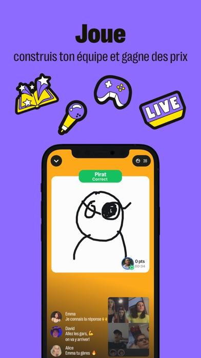 Yubo: Ton live, tes amis