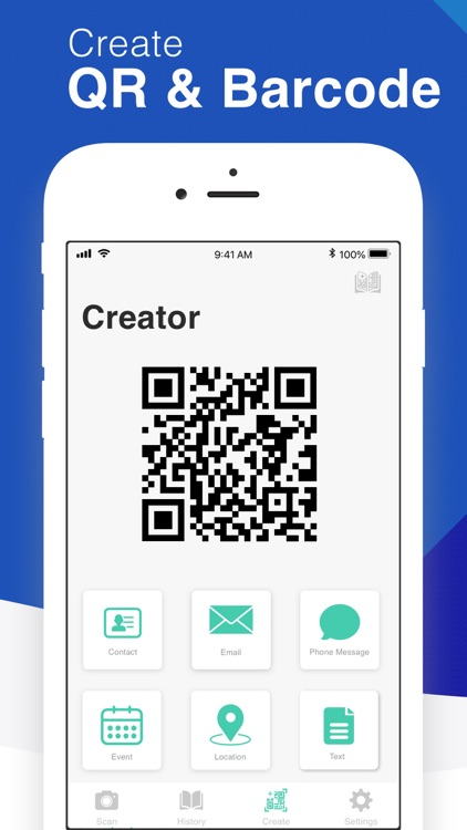 QR Code Reader - QrScan+ screenshot-3