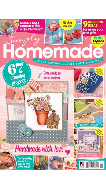 Simply Homemade magazine screenshot-3