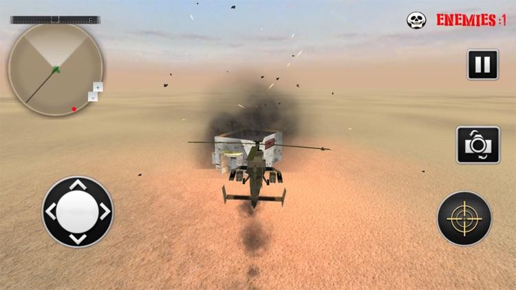 Gunship Battle:Helicopters War screenshot-5