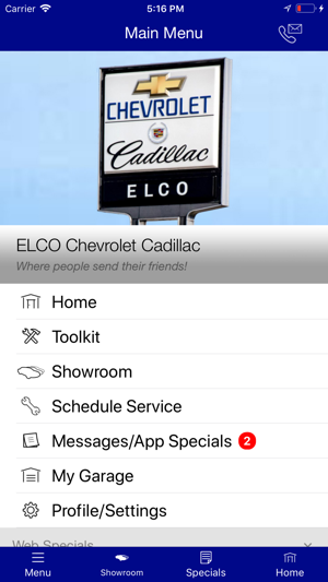 Elco Chevrolet Cadillac Mlink On The App Store
